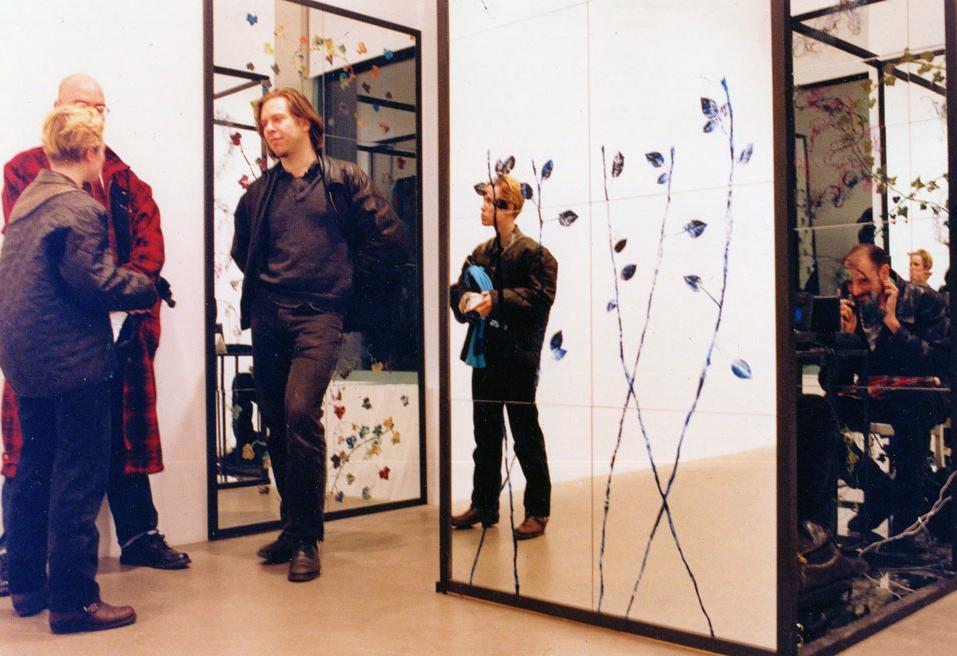 1-900 Mirror Mirror, (1993-96) at Andrea Rosen Gallery - Photograph Maxine Henryson