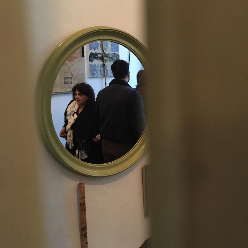 Chez Anne Performance; The Breeder Gallery - photo by Kiriakos Spirou